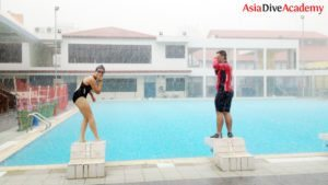 Waterskills Exercise - 400m Swim